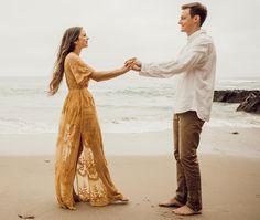 Yellow Maxi, Yellow Dress, Engagement Photo Outfits, Engagement Photos, Family Portraits, Family Photos, Mustard Dressing, Mustard Yellow, Perfect Wedding