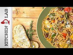 Χωριάτικη Μακαρονάδα Επ.5 | Kitchen Lab TV - YouTube