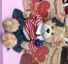 Scott Family Teddy Bear