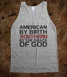 southern pride!<3