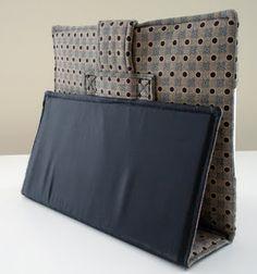 Sew Spoiled: Sew Spoiled iPad Folding Case!!