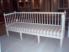bench seat love