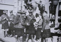 Black Watch, jocks in France Oct 16th 1939