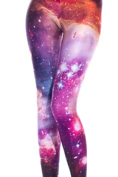 Galaxy Leggings, Festival Clothing, Yoga Clothes, Yoga Clothing, Colorful Leggings, Wearable Art, Batik Leggings, Tie Dye Leggings