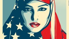 """Shepard Fairey -- the artist behind the 2008 """"Hope"""" posters featuring Barack Obama -- has produced a new set of images in time for Donald Trump's inauguration."""