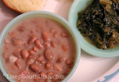 Deep South Dish: Classic Southern Pinto Beans