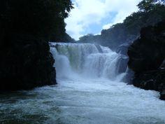 Grand River South East Waterfall  #joytravels #GrandRiverSouthEastWaterfall