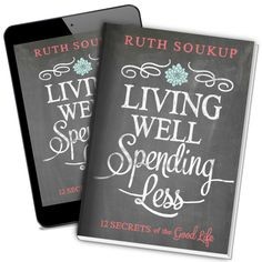 31 Days of Living Well & Spending Zero. Freeze your spending. Change Your Life. Awesome way to reset your spending patterns or kick-start your budget! – Living Well Spending Less®