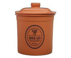 Хлебница - терракота, 23х30х23 см