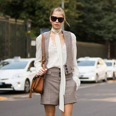 The best street style looks from Milan Fashion Week spring/summer 2016