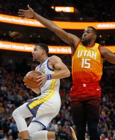 Warriors  offense disappears in loss to Jazz Derrick Favors d363e176b