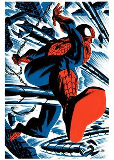 Spider-Man // Michael Cho