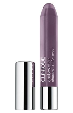 Clinique 'Chubby Stick' Shadow Tint for Eyes | Nordstrom Lavish Lilac and lots o latte