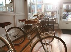 Heritage Bicycles | Rue very cool XXXbureauofjewels/etsy and facebook