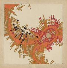 "Federico Cortese; Paint, 2003, Mixed Media ""Cipher 10"""
