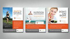 Magazine Ad Campaign Design for Client PreviLEAN