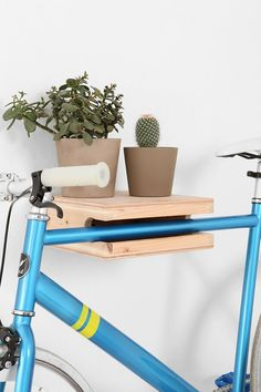 Sole Elevate Bike Storage Rack