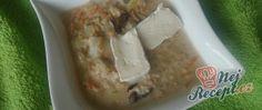 Recept Ovesná kaše s mrkví Tacos, Menu, Ethnic Recipes, Menu Board Design