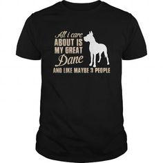 Keep Calm I/'m A Great Dane Mom Mens Hoodie Pet Dog Mother Hooded Sweatshirt