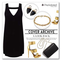 """""""PreAdored.com"""" by amra-mak ❤ liked on Polyvore featuring Mia Limited Edition, Miss Selfridge, Clare V. and PreAdored"""