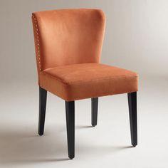 Spice Chloe Dining Chairs, Set of 2 Worldmarket $125