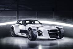 Donkervoort has announced a special Bilster Berg Edition of its D8 GTO sports car