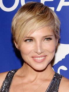 Elsa Pataky short hair http://beautyeditor.ca/2013/04/26/thinkin-about-chopping-your-hair-elsa-pataky-may-have-the-best-short-haircut-ive-ever-seen/