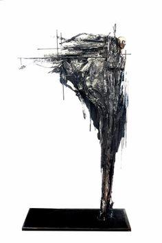 Sculptures de l'Artiste peintre et sculpteure Marie-Josée Roy