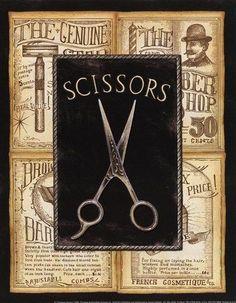 Scissors (Charlene Audrey)