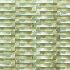Glass Stone Mosaic TILE for Bathroom, Kitchen, Backsplash - Vento Series, Summer Sigh (Sample) - Amazon.com