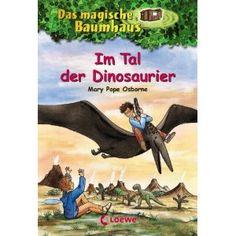 Das magische Baumhaus, Im Tal der Dinosaurier: Amazon.de: Mary Pope Osborne: Bücher