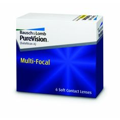 PUREVISION MULTI-FOCAL (6ER PACK) KONTAKTLINSEN Personal Care, 1 Month, Daily Wear, Schedule, Boxes, Packaging, Eye, Thoughts, Tips
