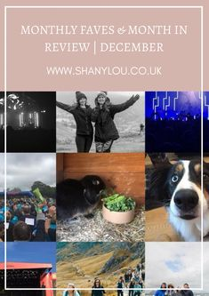 Monthly Faves & Month In Review | December