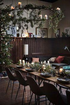 3 ispirazioni per le decorazioni natalizie - Interior Break
