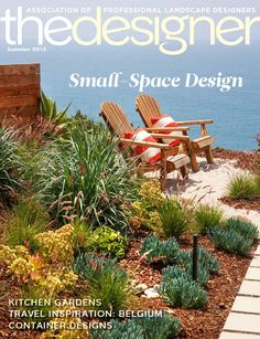 Find Unique by Design in the current issue of The Designer - APLD and check out my personal design principals on Container Design.