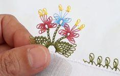 Pırpırlı Kelebek Harika Bir İğne Oyası Modeli Yapılışı | Kolay Hobiler Needle Lace, Bargello, Flowers, Jewelry, Create, Moda Masculina, Bullion Embroidery, Caps Hats, Makeup Eyes