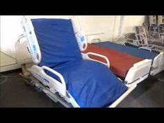 order hill rom versacare hospital bed known as a reliable full electric medical bed that come with a foam mattress or air mattress