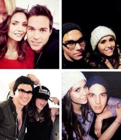 Chris and Nina ! <3