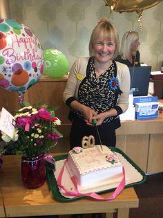 Happy 60th Birthday Sally - Riversway Care Home Bristol