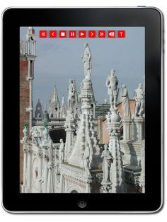 See all of the Doges' Palace in Venice, Italy for only 2.99$ on your iPad  #MuseumPlanet