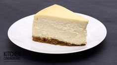 The Method Behind a Crack-Free Cheesecake - Kitchen Conundrums with Thom...