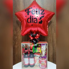 Food Bouquet, Surprise Box, Sugar Rush, Birthday Candles, Father, Sweets, Projects, Gifts, Wine Baskets