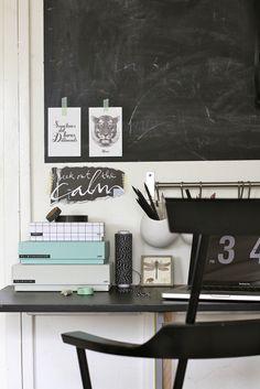 """an-magritt: Vårt nye """"kontor"""""""