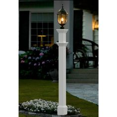 Stylish, sturdy and crafted to last, the Portsmouth Lamp post makes an elegant beacon, welcoming you home year after year. The Portsmouth lamp post comes with a universal 3 In. collar mounting cap, which means that any standard lamp will fit. Outdoor Lamp Posts, Outdoor Post Lights, Outdoor Lighting, Outdoor Decor, Outdoor Ideas, Backyard Lighting, Outdoor Stuff, Portsmouth, New England Arbors