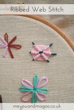 Embroidery Stitches, Hand Embroidery, Craft Projects, Sewing Projects, Lazy Daisy Stitch, Beautiful Little Girls, Elsa, Art Pieces, Weaving