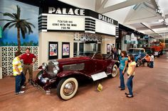 National Automobile Museum -  Even if classic cars are not your passion this 100,000-square-foot museum is still a great place to view some of the most beautiful and unusual cars you will ever see. The museum  houses one of the largest collections of antique automobiles to be found anywhere and it has been voted one of the top ten automobile museums in the country and one of the best 16 museums in the world.  ...
