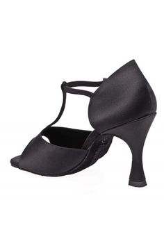 Chaussures de danse salomé noires
