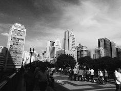 São Paulo - Viaduto Santa Efigênia