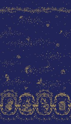 Baby the Stars Shine Bright - Bright Starry Night