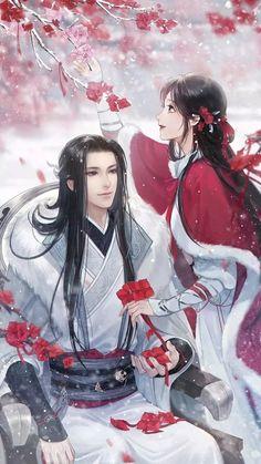 Anime Couples Drawings, Anime Couples Manga, Cute Anime Couples, Anime Guys, Anime Art Girl, Manga Art, Manga Anime, Manhwa, Chinese Drawings